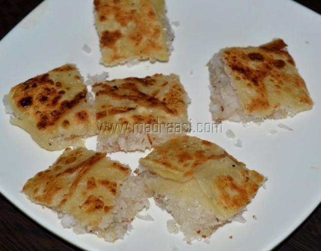 Dessert - Coconut Lappa