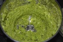 Grounded broccoli