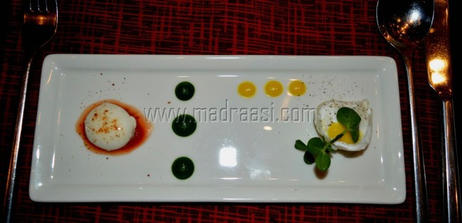 – Vitello Tonato (Veal slow cooked and served with tuna and capers sauce)
