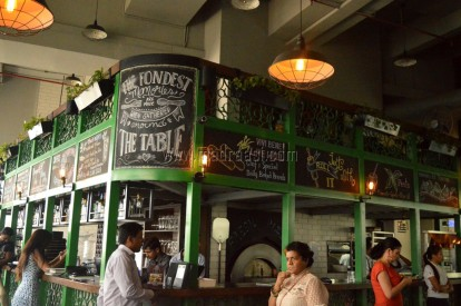 Food Review - Toscano, VR Bengaluru, Whitefield, Bangalore