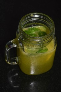 Mango Mojito / Mango Drink