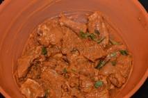 Chicken marinated with the chicken 65 masala, curd/yogurt, ginger-garlic paste