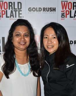 Madraasi with Master Chef. Janice Wong