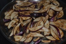Sweet and Sour Brinjal Pickle recipe / Eggplant Pickle recipe / Kathirikai Urugai Recipe