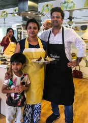 Masterchef Cooking Class by Whirlpool's Built-In Appliances with Chef Kunal Kapur