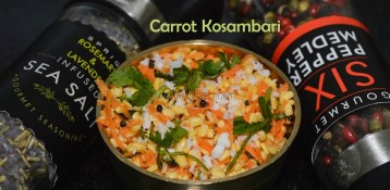 Kosambari, kosambari recipe, kosambari images, kosambari picture, Navratri recipe, Navratri 2017, Navratri food, madraasi, madraasi recipes, Karnataka style kosambari recipe, tamil salad, tamil salad recipe, koshambari, koshambari recipe, Navratri special, hesaru bele kosambari recipe, moong dal salad, green gram salad recipe, carrot kosambari recipe, carrot kosambari Karnataka style, carrot kosambari images, carrot kosambari picture, carrot salad recipe, carrot green gram salad, carrot mung dal salad, carrot salad, carrot mung dal salad, carrot paasi payaru salad