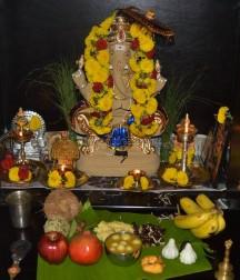 Vinayagar Chaturthi - 2017