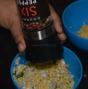 With six pepper medley from sprig gourmet