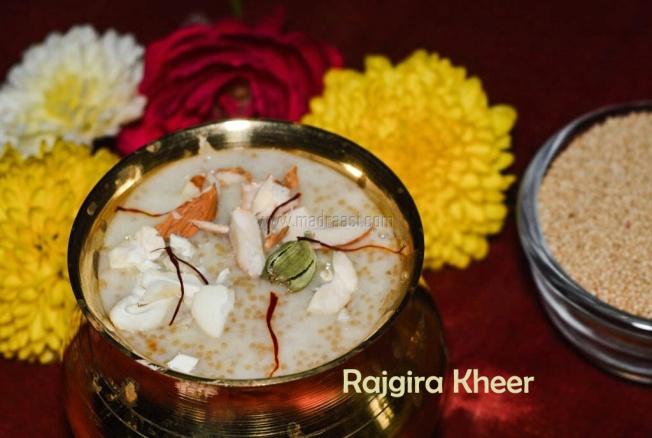 Rajgira Kheer Recipe, Amaranth Seeds Recipe, Mulakeerai Vithai Payasam recipe, rajgira recipe, amaranth recipe, mulakeerai vithai recipe, keeravithai recipe, Navratri, Navratri recipe, Navaratri recipes, navrtari 2017, festival recipe, payasam recipe, kheer recipe, madraasi, madraasi recipes,