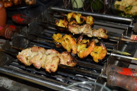 Food Review - The Kabab Studio, GoldFinch, Bangalore