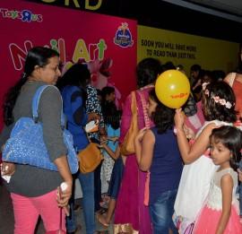 Launch of Toys R Us, Phoenix Market City, Bangalore