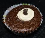 Eggless Chocolate Cupcake recipe / Vegan Halloween Cupcake recipe / Basic Chocolate cupcakerecipe