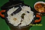 Plain Pulao Recipe / Basic Pulao Recipe / How to make PulaoRecipe